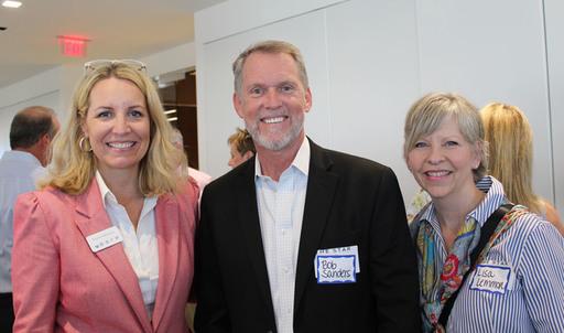 Photo 2_Sharon Morrison, Bob Sanders and Lisa Lemm