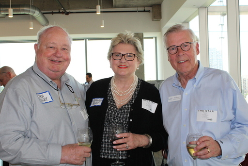 Photo 6_John Bauer, Kathaleen Bauer and Bill Warre