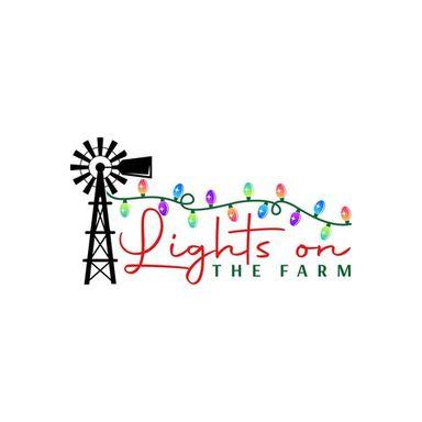 Lights on the Farm logo