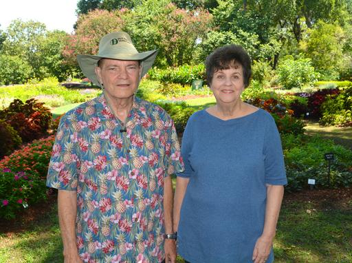 Greg and Judy Sosbee