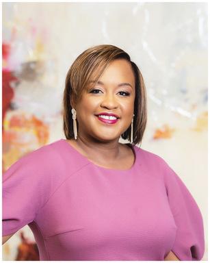 New Friends New Life CEO Bianca Jackson