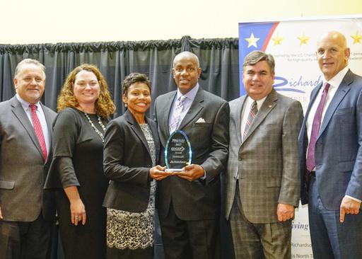 State Farm receives Environmental Award