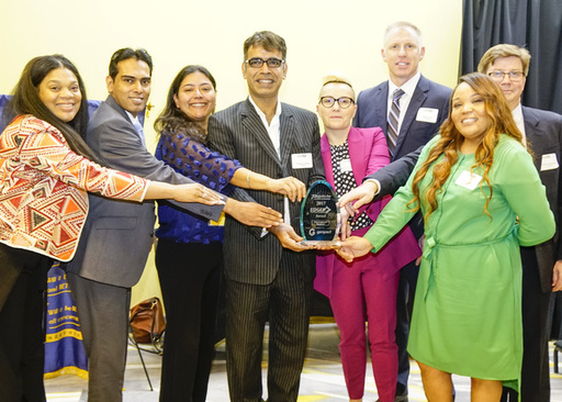 Genpact celebrates International Award recognition